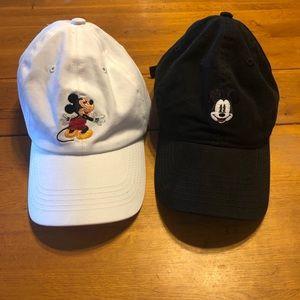 Disney Mickey hats